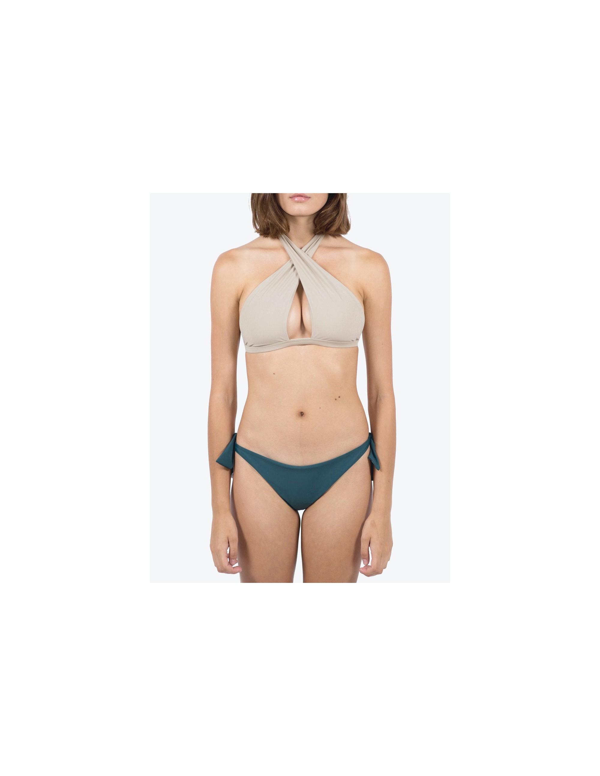 CONTA bikini top - TANNED