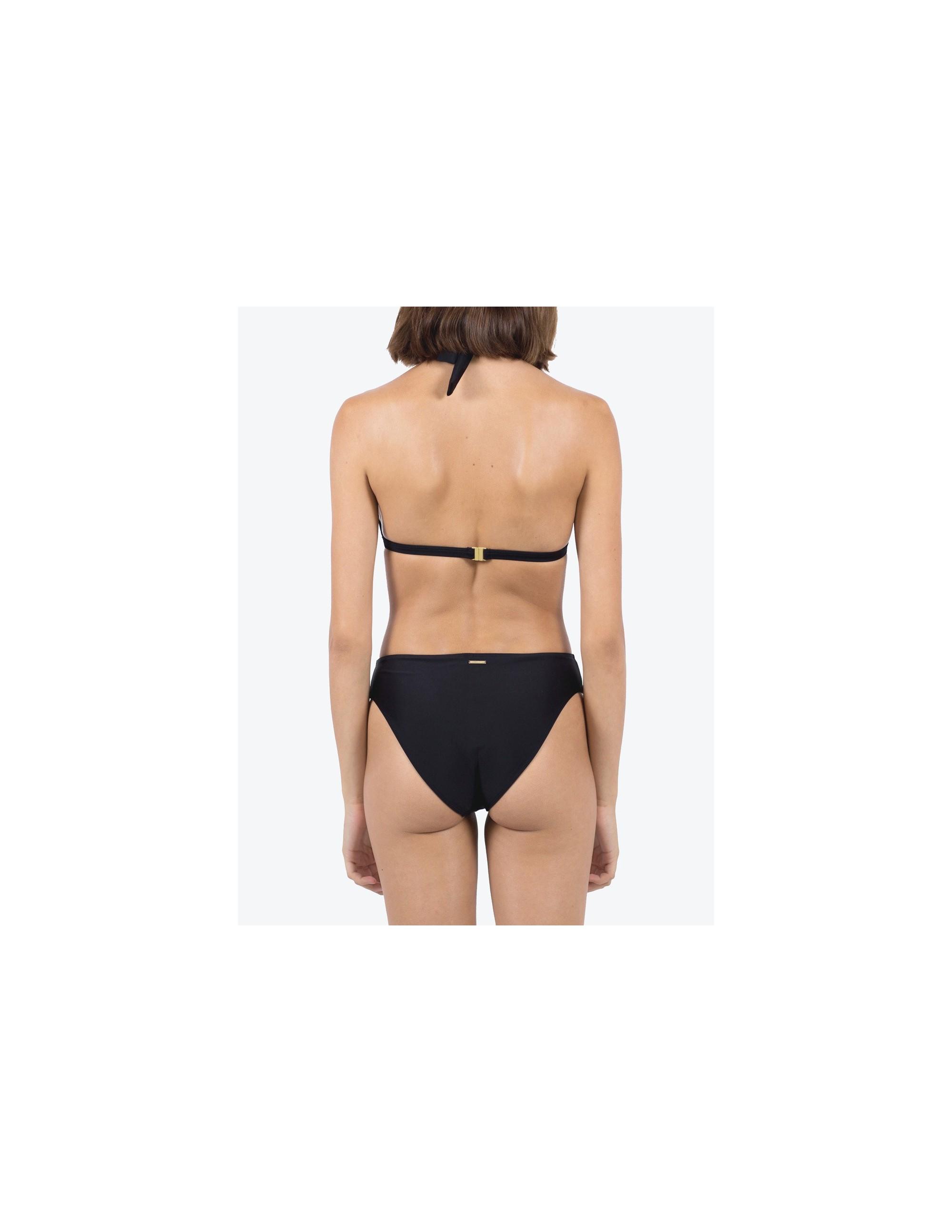 VAI bikini bottom - MATTE BLACK