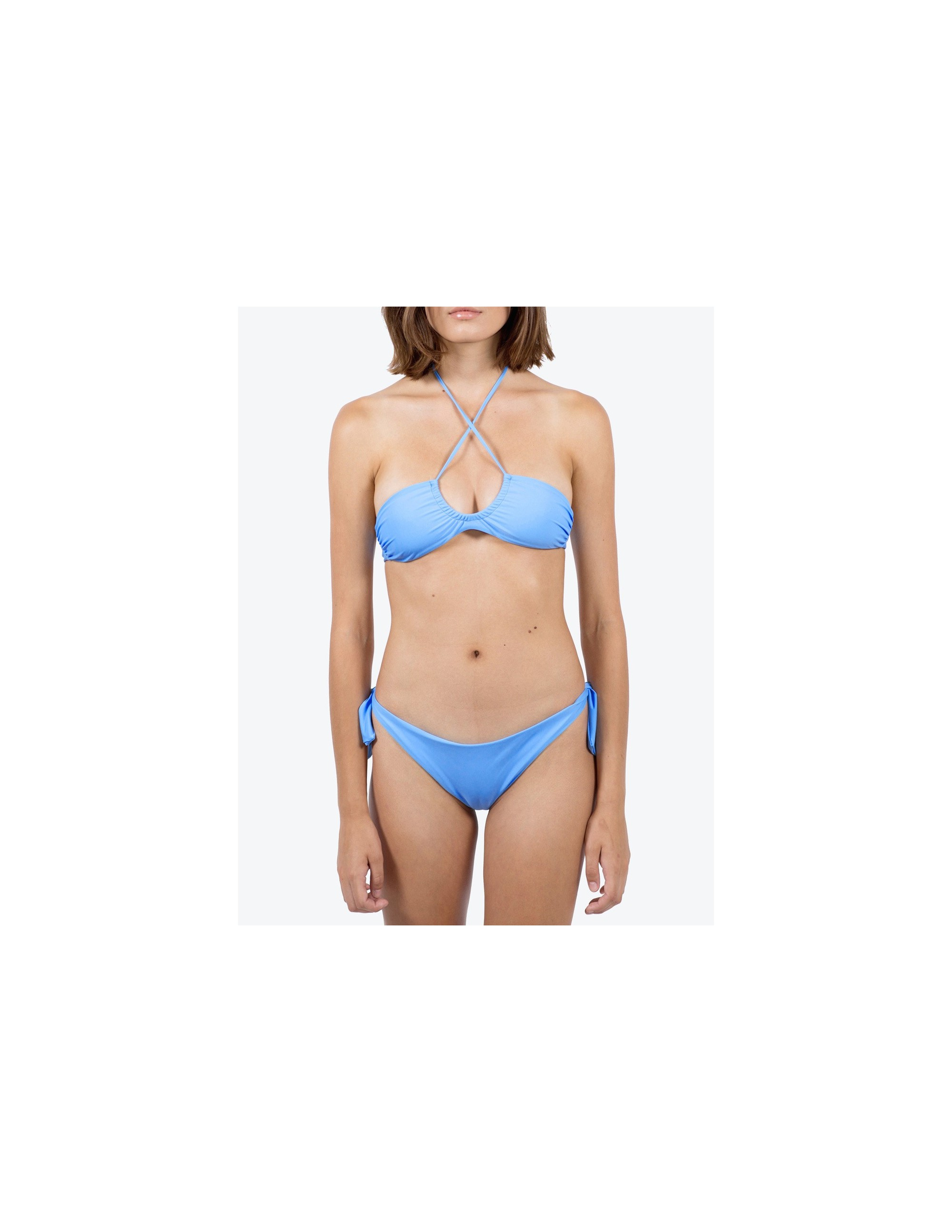 URSA bikini top - SKY BLUE