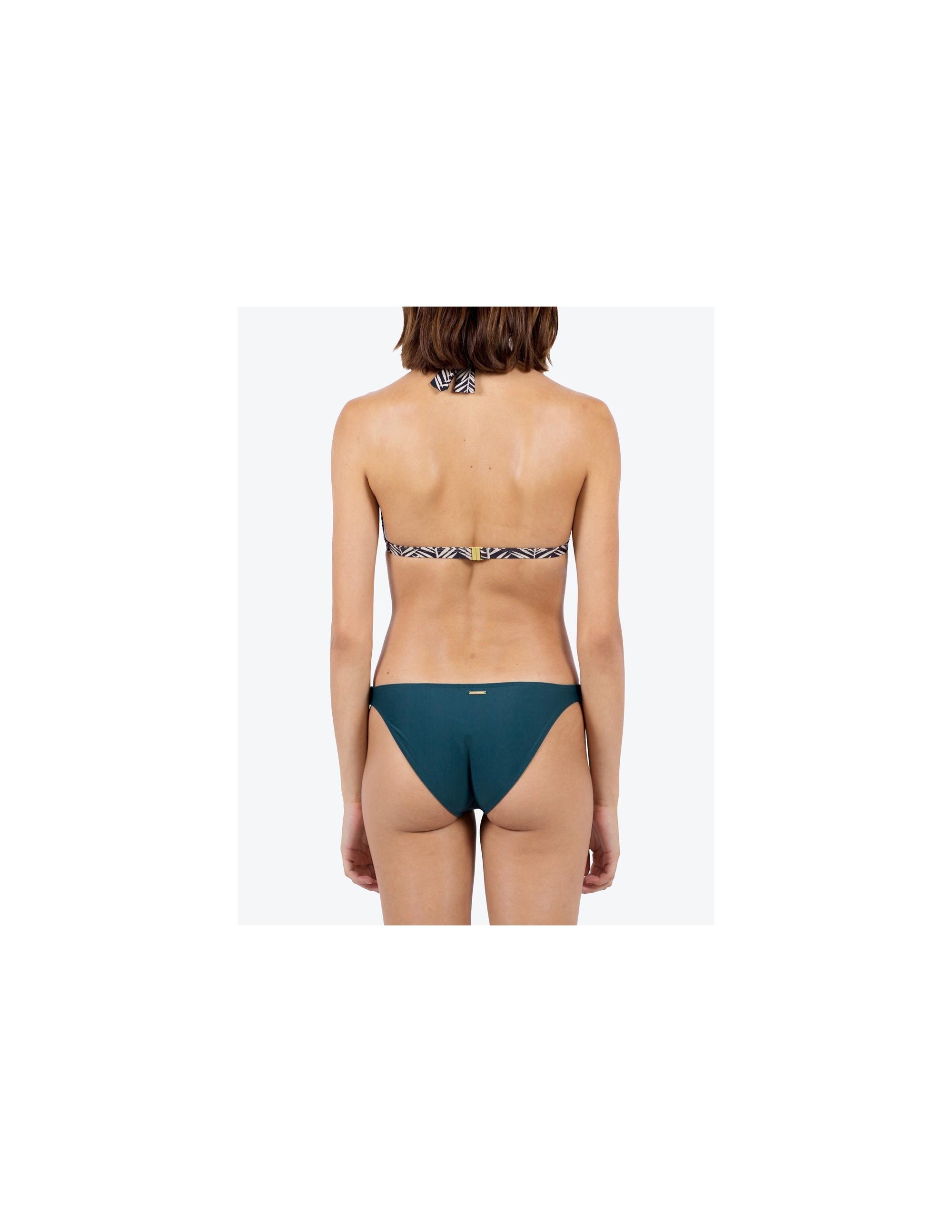 PARAISO bikini bottom - DEEP GREEN