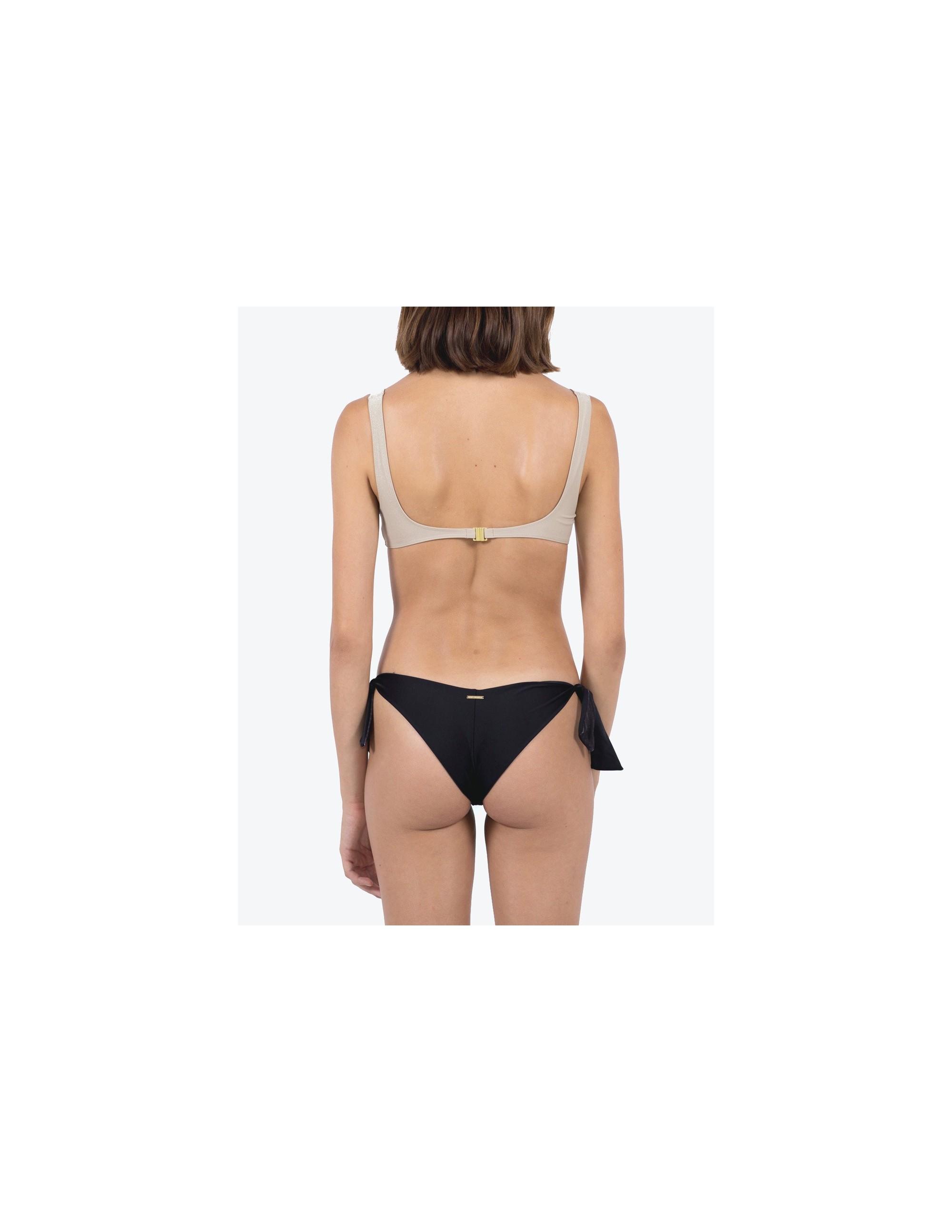 CONTA bikini bottom - MATTE BLACK