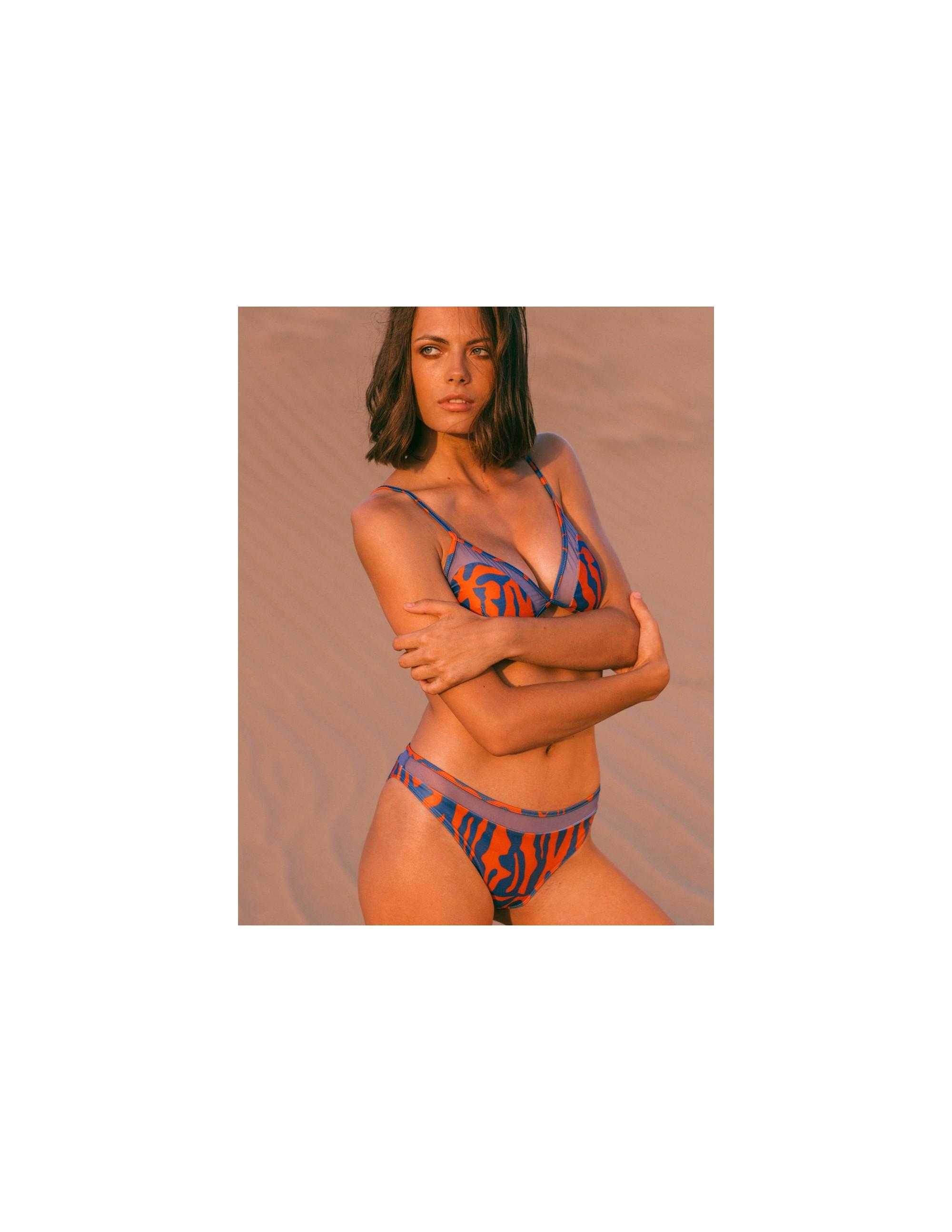 JAZ bikini top - MIMETRIC