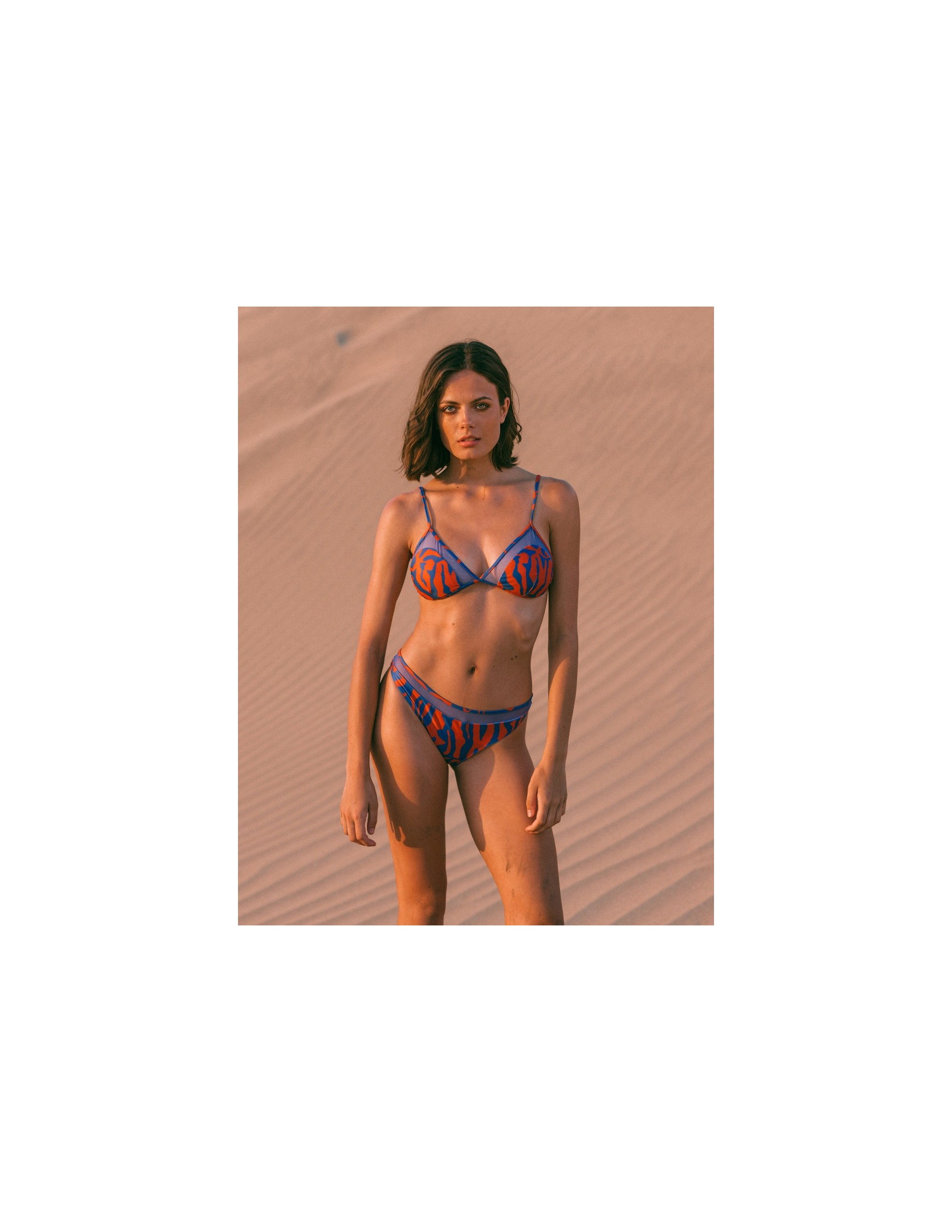 JAZ bikini bottom - MIMETRIC