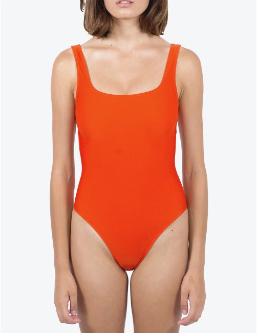 VIK Sporty swim suit - Character Red