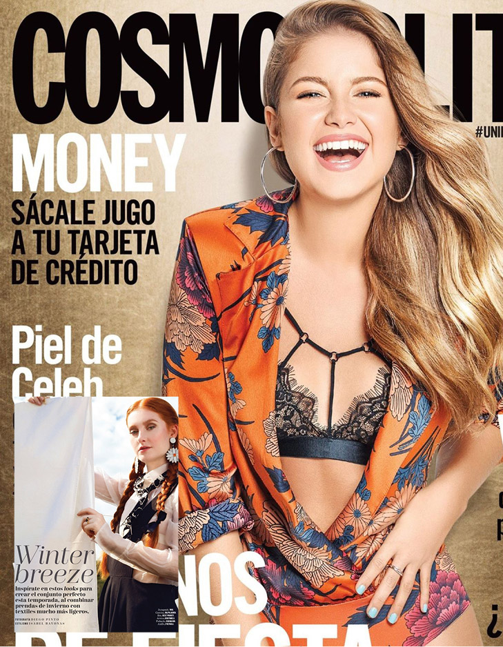 Cosmopolitan Maxico 2017 RESET PRIORITY
