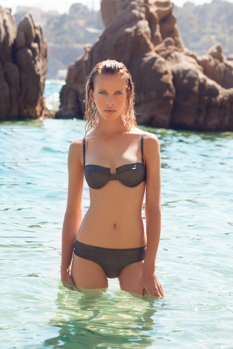 Coki Bikini Graphite Neoprene Reset Priority