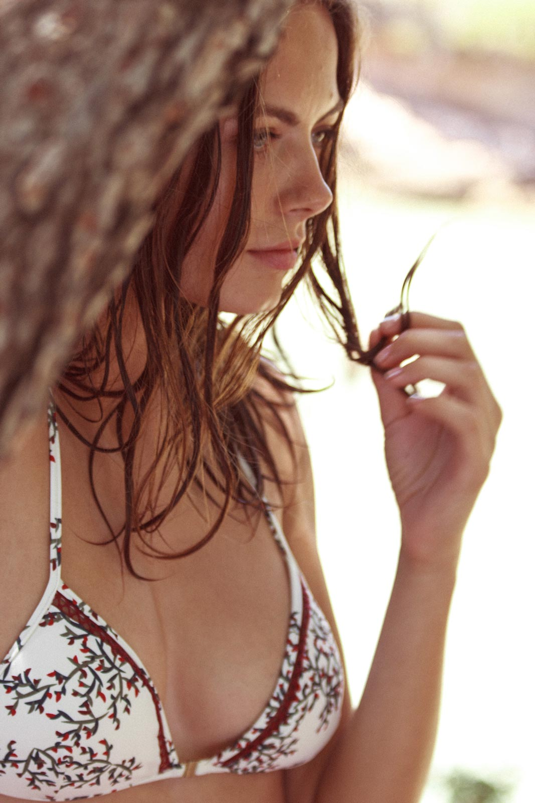 Anamur bikini top Masaai by RESET PRIORITY
