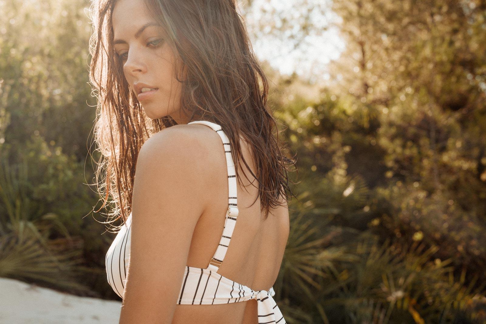 Kigo bikini top Limitless by RESET PRIORITY