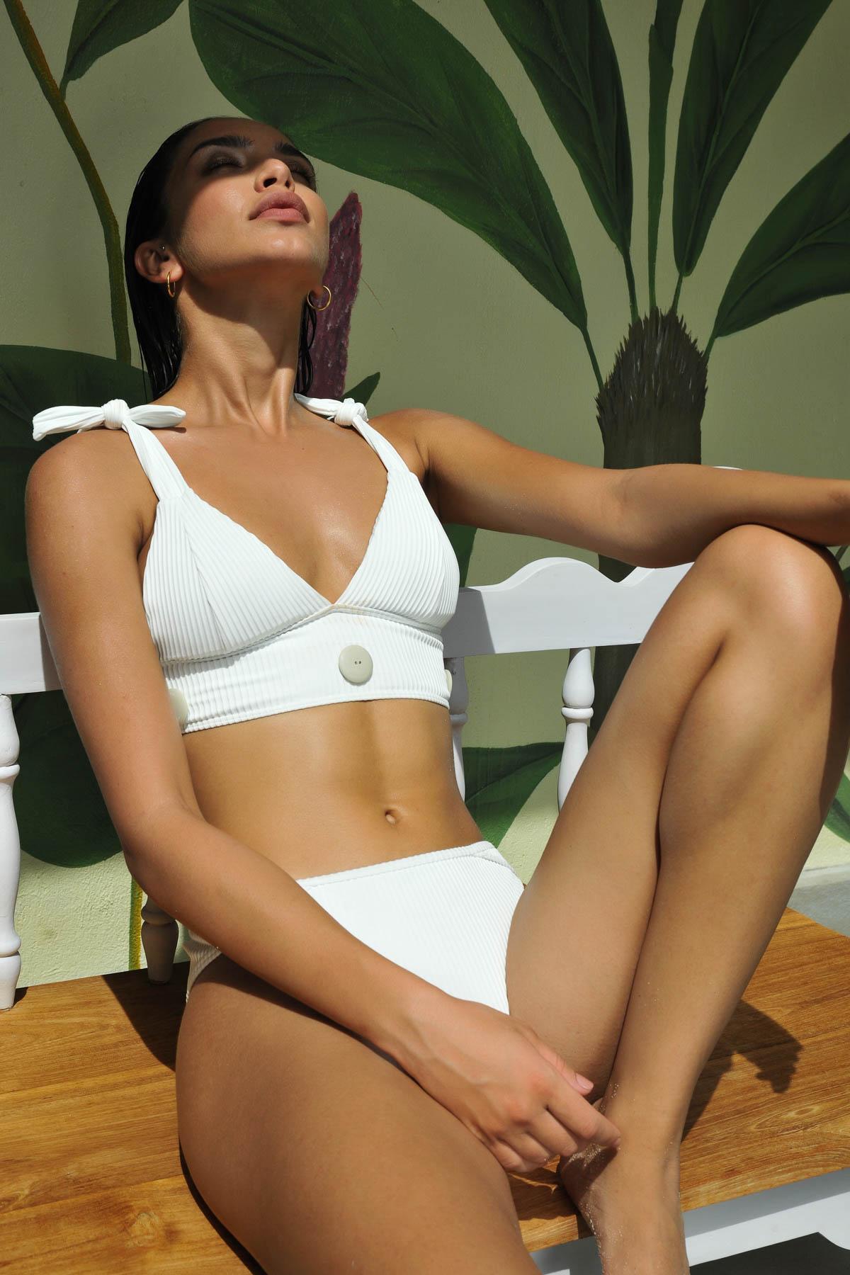 RAVELLO bikini top pure RESET PRIORITY