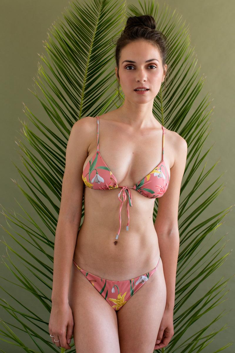 GIALOS bikini top bouquet RESET PRIORITY