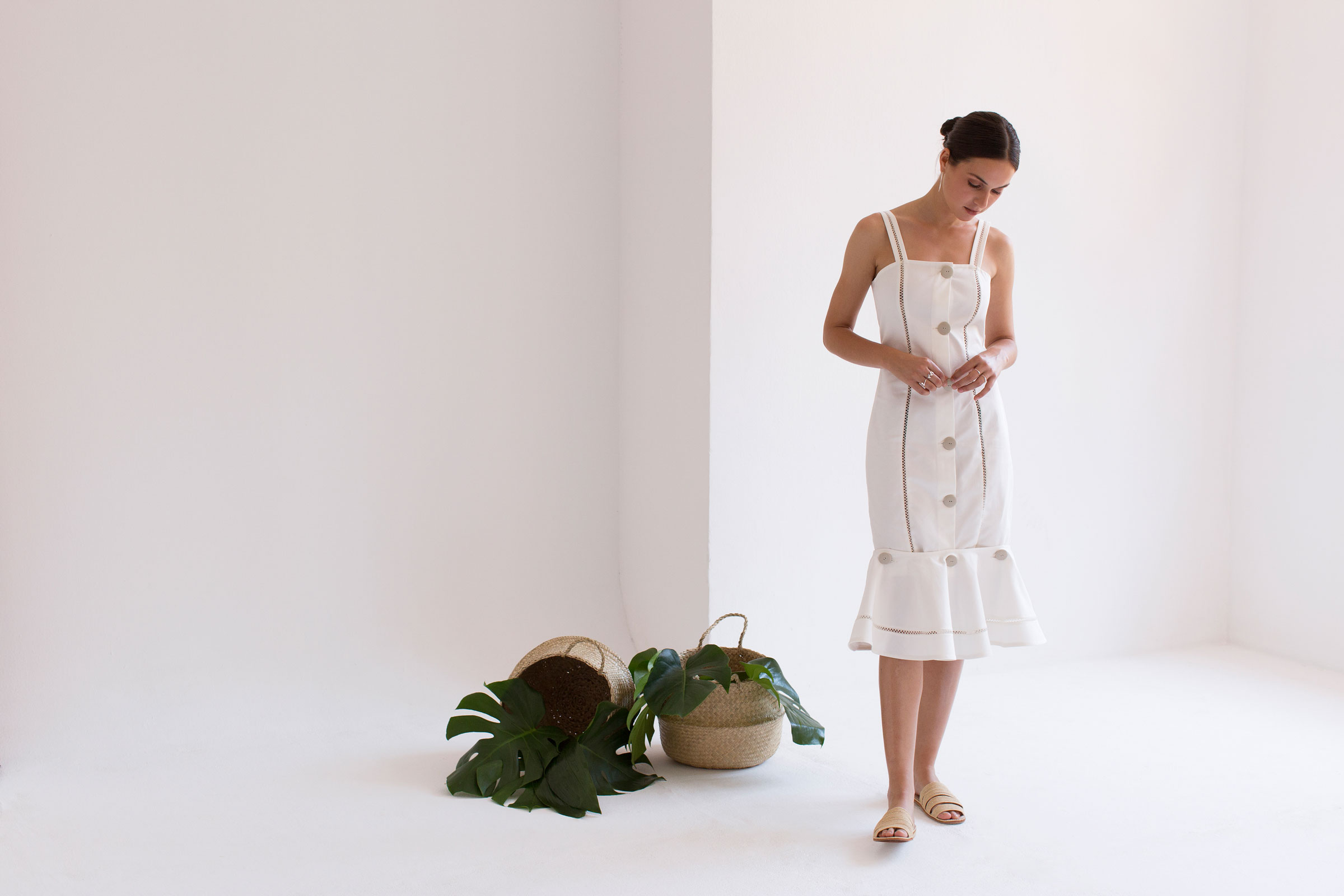 RAVELLO Dress pure by RESET PRIORITY